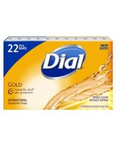 Dial Gold Antibaterial Deodorant Bar Soap - 22 Bars (Piece)