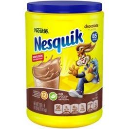 NESQUIK Chocolate Powder Canister - 44.9 oz. (Piece)