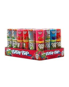 Push Pop Candy Assorted Flavors - 24 ct (Piece)