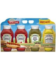 Heinz Condiments Picnic Pack - 4 pk. (Piece)