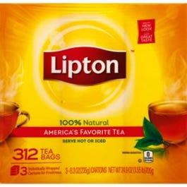Lipton Yellow Label Tea - 312 CT (Piece)
