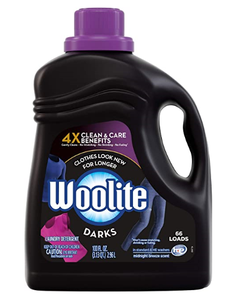 Woolite Darks Laundry Detergent - 100 oz. (CASE)