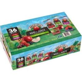 Apple & Eve 100% Juice  Variety Pack  - 6.75 oz