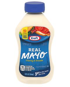 Kraft Original Squeeze Mayonnaise -12 Oz (PACK OF 2)