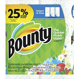 33318 - BOUNTY SAS WHT 2 VALUE ROLL 76 (CASE)