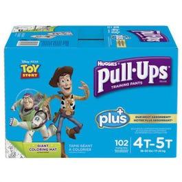 Huggies Pull-Ups Boys 4T-5T - 102 Cnt (Piece)
