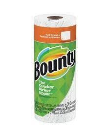 Bounty White Paper Towel 15 CT (Piece)