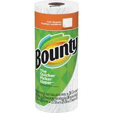 Bounty White Paper Towel 15 CT (Piece)
