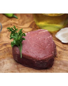 Miami Beef Frozen Steaks Tenderloin - 8 oz.