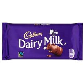 Cadbury Dairy Milk - 110 Grams (CASE)