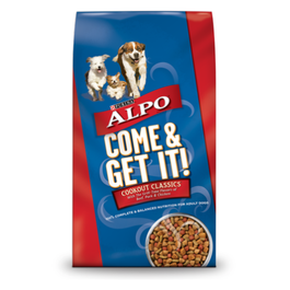 Purina Alpo Come & Get It Cookout Classics Dry ,Dog Food- 47 Lbs (Piece)