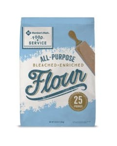Member's Mark All Purpose Flour - 25 Lbs (Piece)