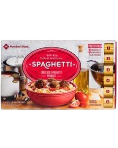 Member's Mark Spaghetti Pasta Pantry Pack - 1 Lb (Piece)