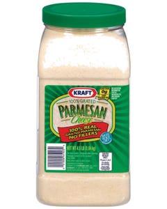 Kraft 100% Grated Parmesan Cheese (4.5 lbs.) (Piece)