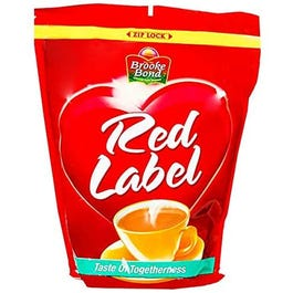 BROOKE BOND RED LABLE TEA 12'S - 1KG (Piece)