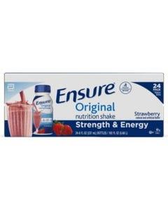 Ensure High Protein Strawberry Nutriton Shake - 8 OZ