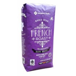 Member's Mark French Roast Whole Bean Coffee (40 oz.) (Piece)