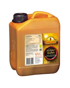 Conimex Ketjap Manis - 2.5 Ltr (Piece)