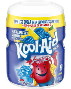 Kool Aid Raspberry Lemonade Juice Mix - 8 Qrt, 20 oz (CASE)