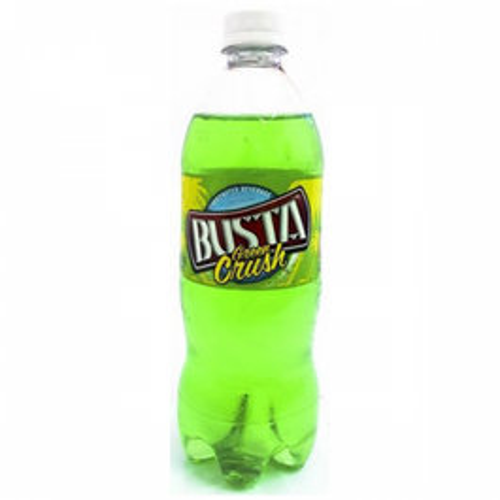 Busta Classic Lime Soda - 20 OZ