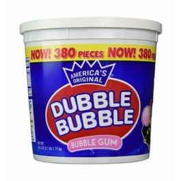 DUBBLE BUBBLE BUBBLEGUM - 380 CT (Piece)