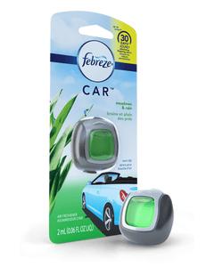 Febreze Car Vent Meadows & Rain Air Freshener- 0.06 OZ