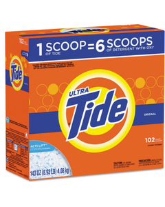 Tide Powder Laundry Detergent Original 102 Loads - 143 oz (Piece)