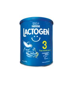 Nestle Lactogen Junior 3 L Comfortis+DHA Gentle Grow Formula - 800 Grams (CASE)