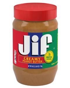 Jif Peanut Creamy Peanut Butter - 40 oz (Piece)