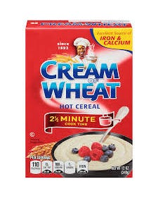 Cream Of Wheat Original Stove Top 2.5 Minutes - 14 oz (CASE)