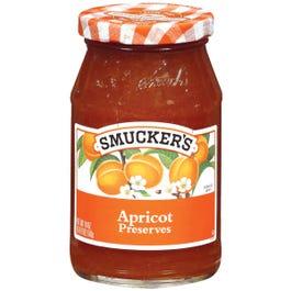 Smuckers Apricot Preservatives - 12 oz. (CASE)