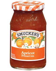 Smuckers Apricot Preservatives - 12 oz. (Piece)