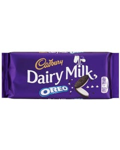 Cadbury Oreo Chocolate Bar - 120 Grams