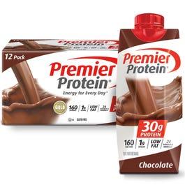 Premier Protein High Protein Shake, Chocolate - 12/11 fl. oz.