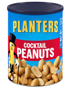 Planters Salted Cocktail Peanuts - 6.5 OZ