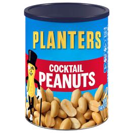 Planters Salted Cocktail Peanuts - 6.5 OZ