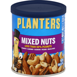 Planters Mixed Nuts - 6.5 OZ (CASE)