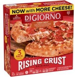 CPF DI GIORNO 3 MEAT PIZZA 6'S - 12 IN (CASE)