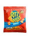 Nabisco Single Serve Ritz Cheese Mini Sandwich Crackers - 1.5 OZ (CASE)