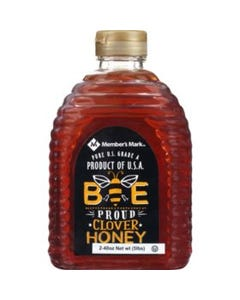 Member's Mark Clover Honey - 2/40 oz.