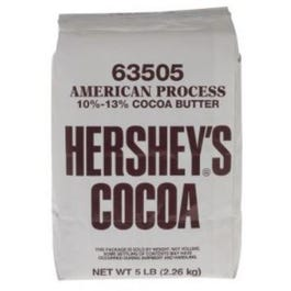 Hershey's Cocoa (10% - 13% Cocoa Butter) - 5 lbs (Piece)