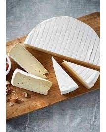 Brie Cheese - 2.2 Lbs (Piece)