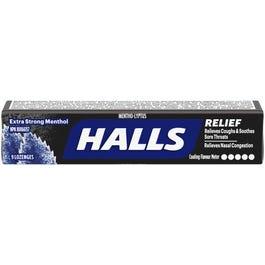 Halls Sugar Free Extra Strong Menthol - 9 PC (Piece)