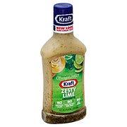 Kraft Zesty Lime Vinaigrette Dressing - 16 oz