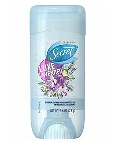 Secret Oo La La Lavender Invisible Antiperspirant Deodorant - 2.6 oz