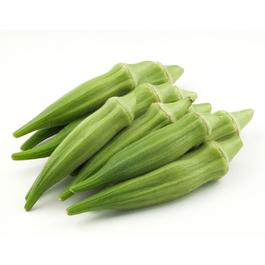 Fresh Okra - 15 Lbs