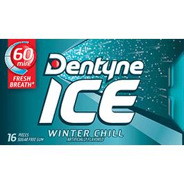 DENTYNE ICE 16PC W/CHIL (18) (Piece)