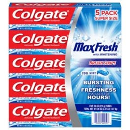 Colgate Max Fresh Toothpaste - 7.8 oz (Piece)