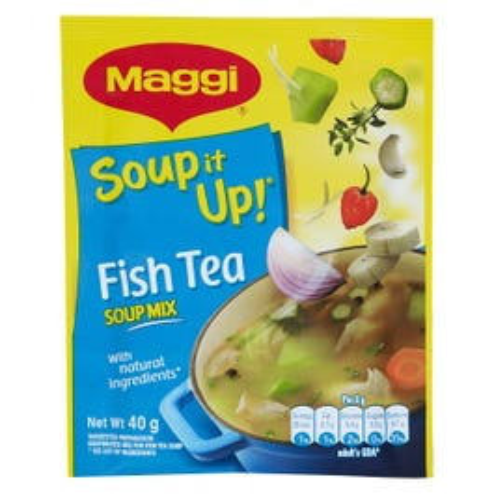 MAGGI SOUP IT UP FISH 8706332 - 12X40GM