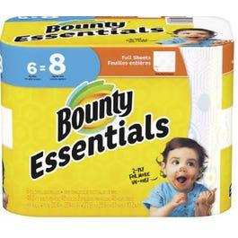 Bounty Essentials Paper Towel 6 Roll (Piece)